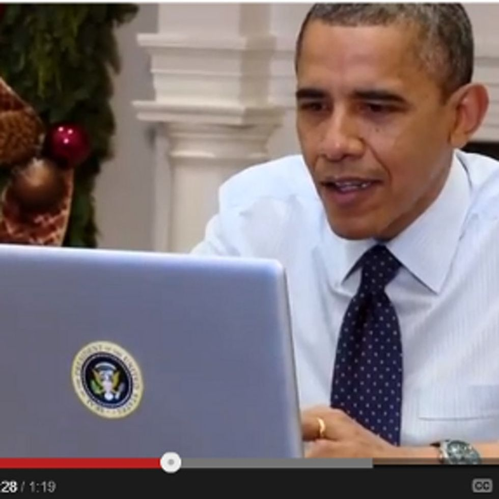 Check Out The Twitter Account That President Obama Definitely Won't Follow