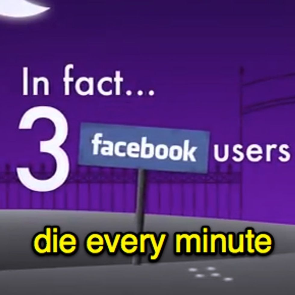 Did You Ever Think About What Will Happen To Your Facebook Account After You Die?