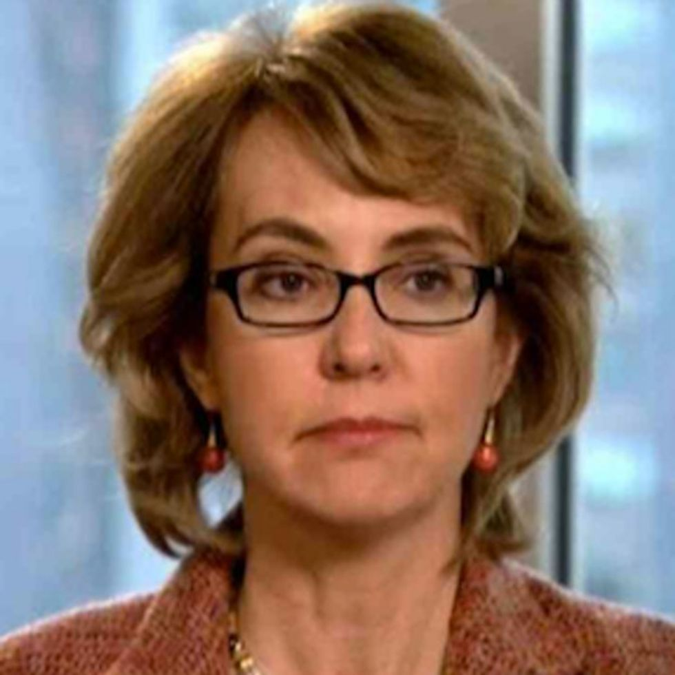 Two Years Ago Gabby Giffords Was Shot In The Head. Now She's Got Something Important To Say.