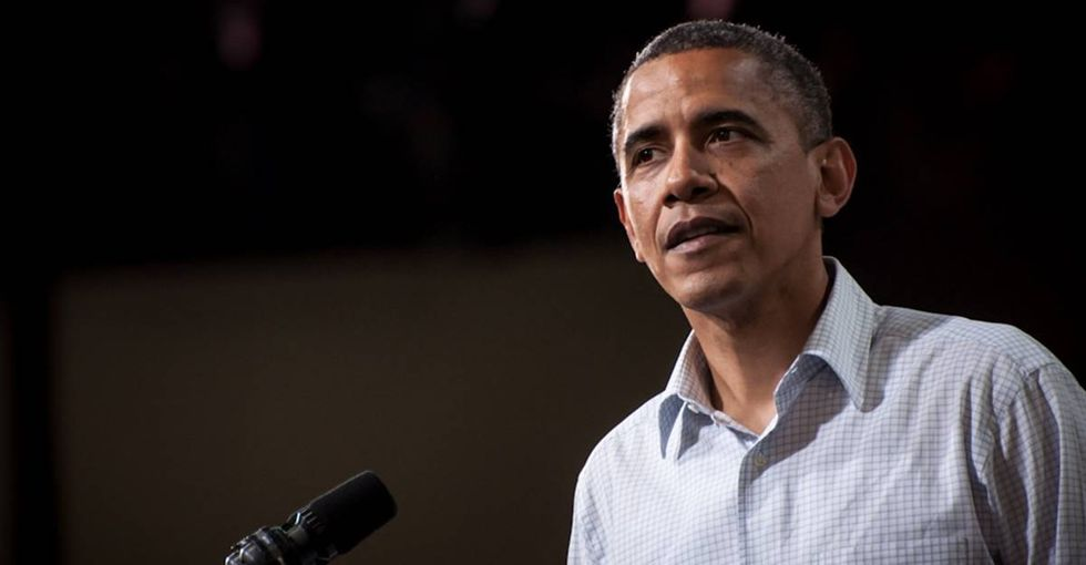 Barack Obama has some solid advice for improving public policy: elect more women.
