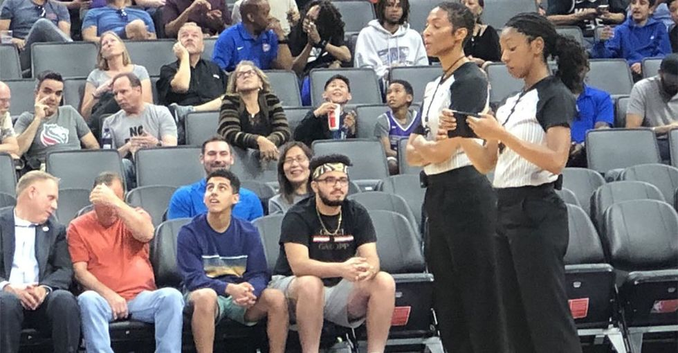 2 black women quietly made NBA history. Here's how.
