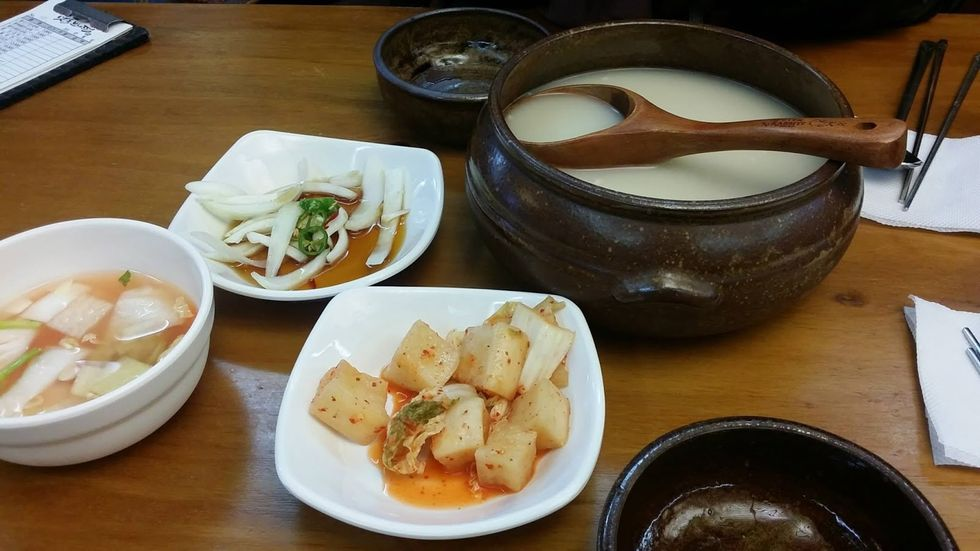 journiest drinking in korea