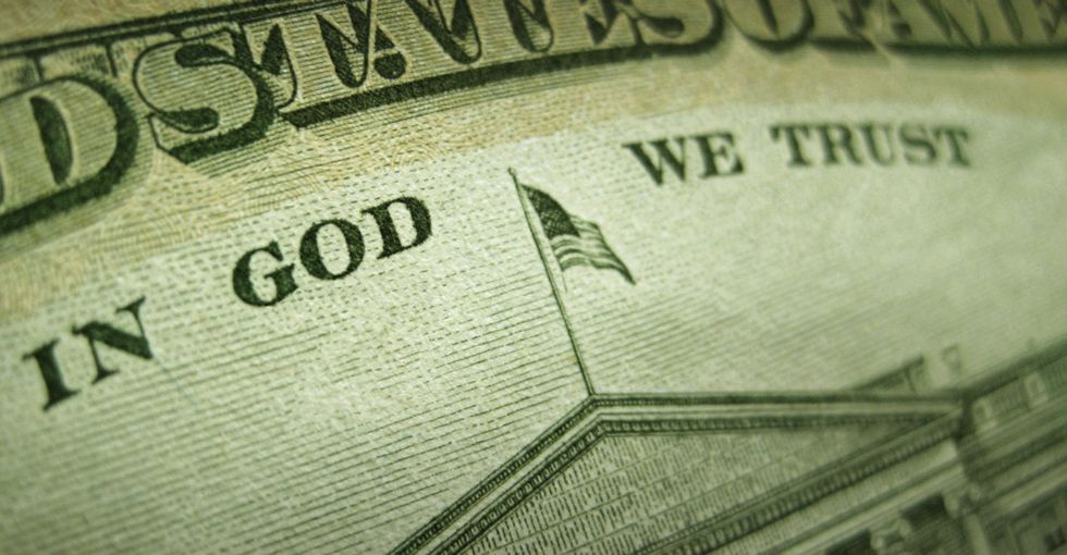 Why America Didn't Trust God Till The 1950s (And 6 Other Things You Might Not Know)