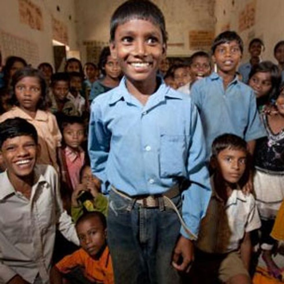 Want to help end the suffering of more than half a billion children?