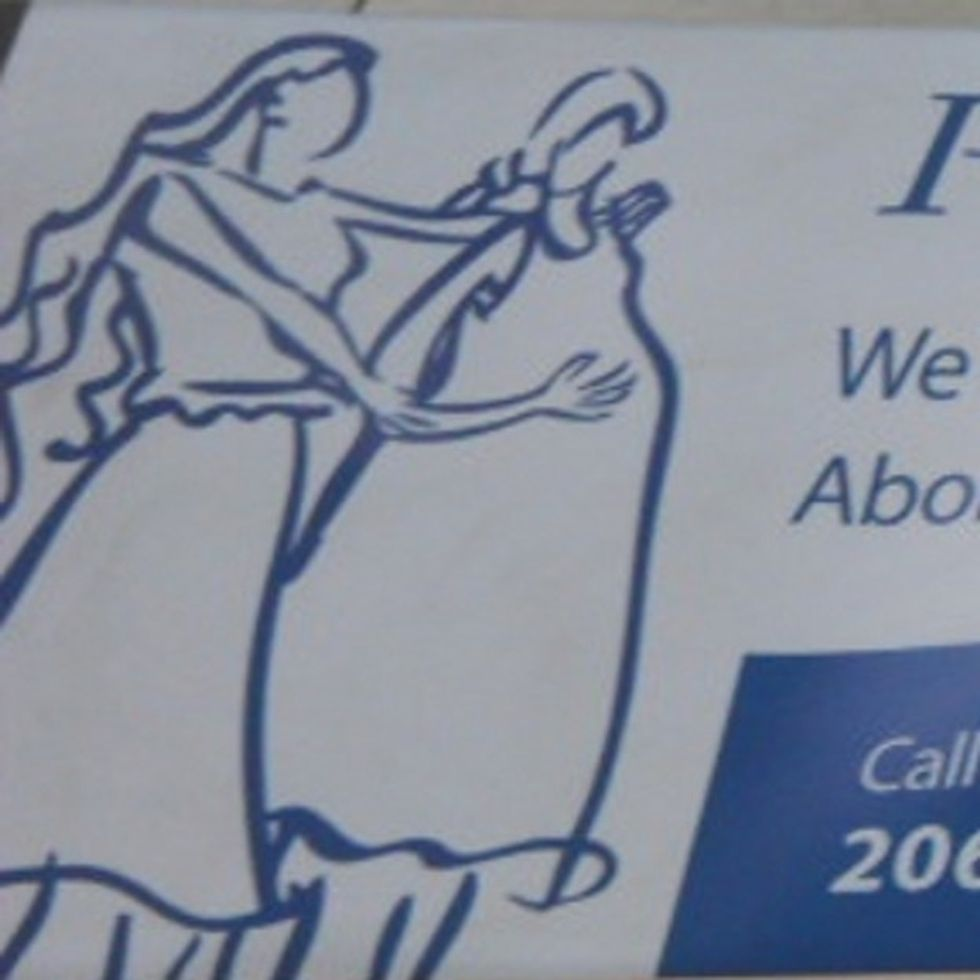 What Happened To This Anti-Choice Ad On A Major Bus Route?