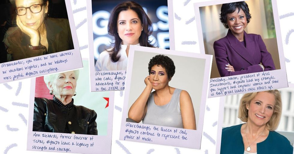 #YouDo: Why I decided to spend November thanking the women who've inspired me.