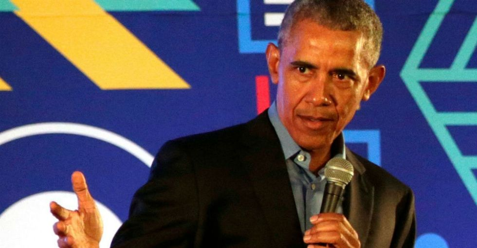 Barack Obama candidly said what many of us are thinking about men in politics.