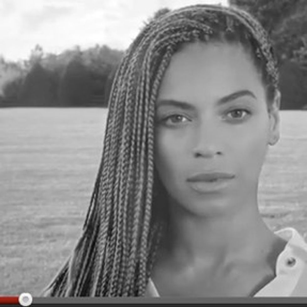 History Will Remember Beyoncé. Beyoncé Wants History To Remember You.