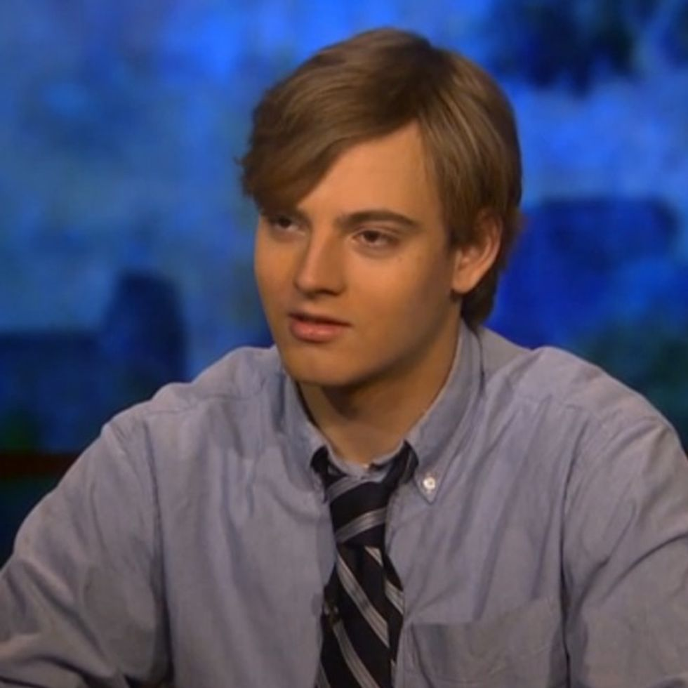 The 19-Year-Old Kid Who's Giving Creationists A Run For Their Money