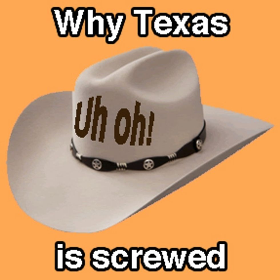Want To Be Disappointed By The Texas GOP In 3 Seconds?