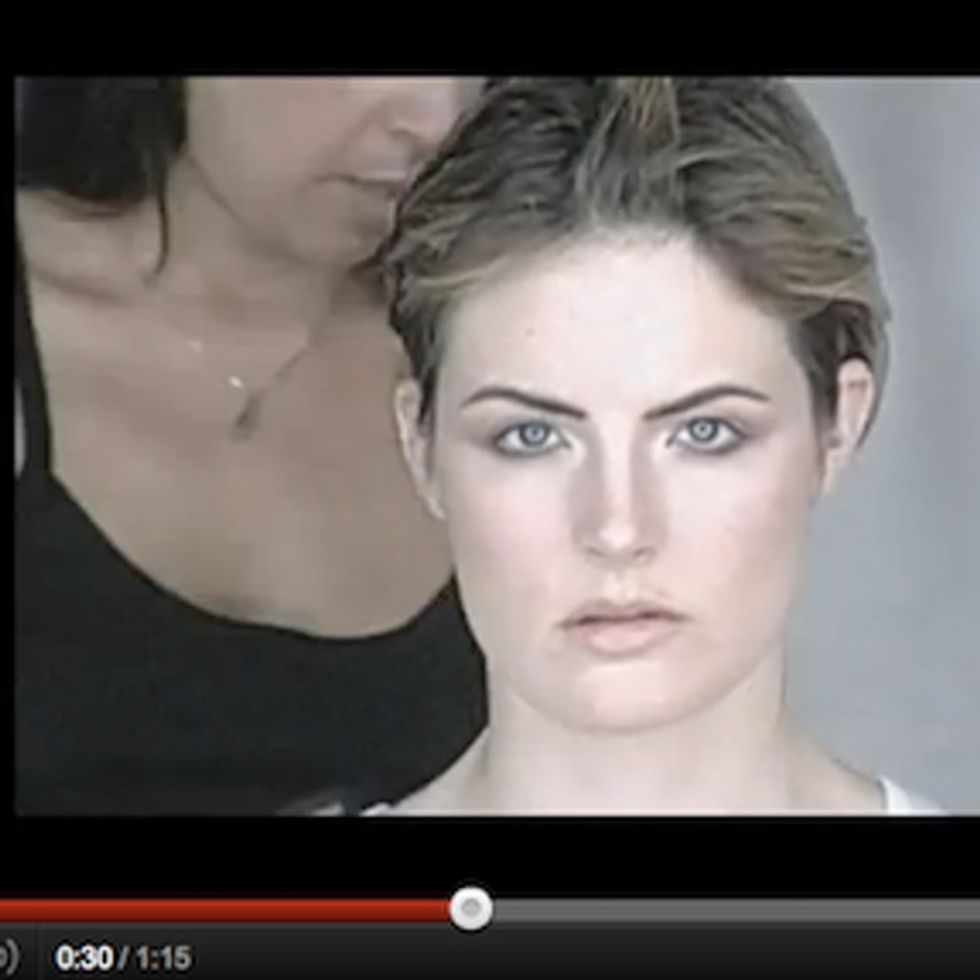 Possibly My Favorite YouTube Video: Beauty In 75 Seconds.