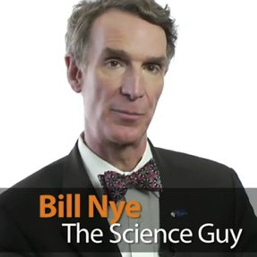 You've Heard All About Trickle-Down Theories, But Have You Heard Bill Nye's Trickle-Up Theory?