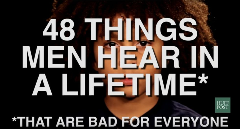 48 surprisingly damaging things that men hear all the time.