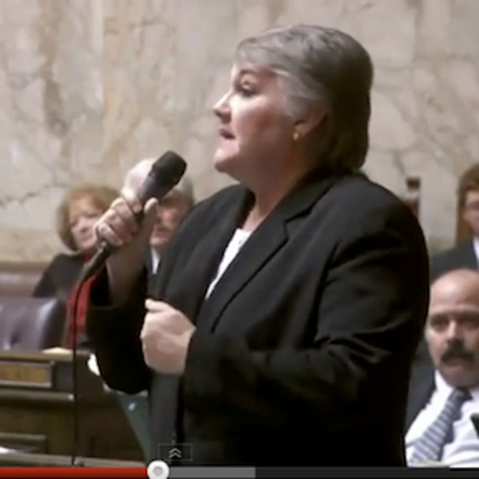 This Republican State Representative Gave A Speech On Gay Marriage. Now I Am Voting For Her.