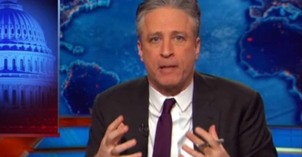 Did You Watch The Response To The State Of The Union? 'The Daily Show' Thinks You Should.