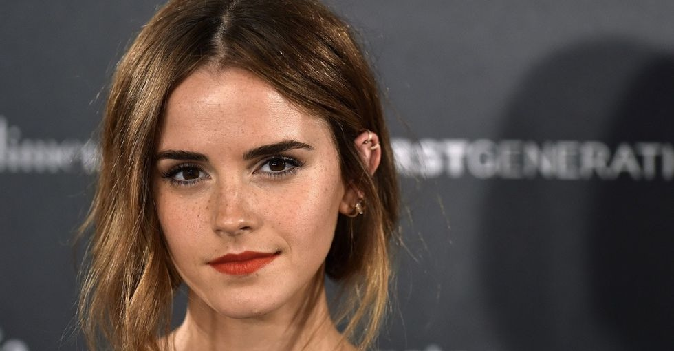 Emma Watson shows what happens when you ask a feminist not to use the word 'feminism.'