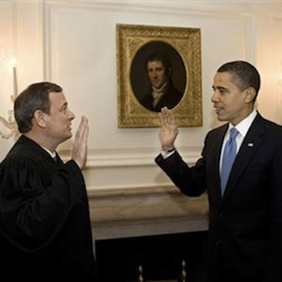 When Supreme Court Justice Roberts Owes You A Favor, Use It Wisely.