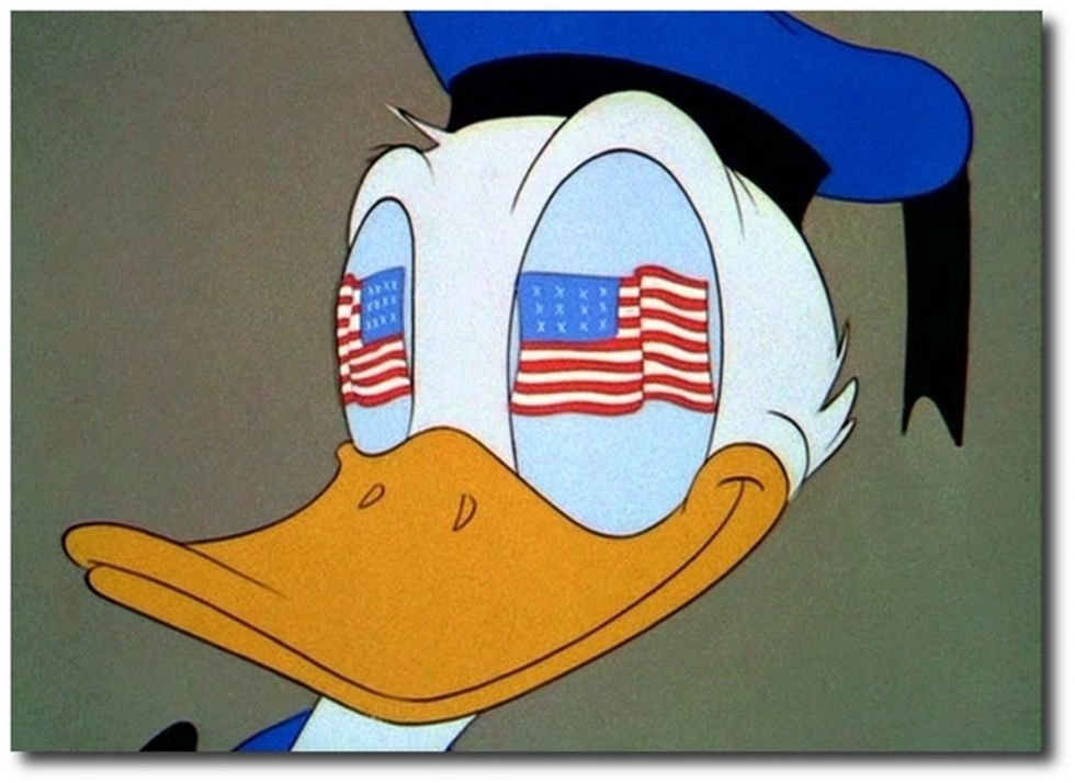 Why I Believe In America. And Donald Duck. In That Order.