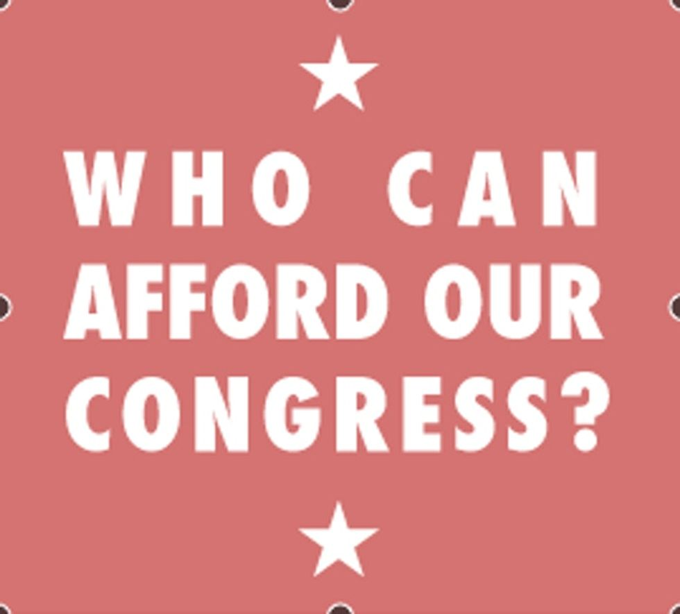 What Does Congress Spend Half Of Its Time On?