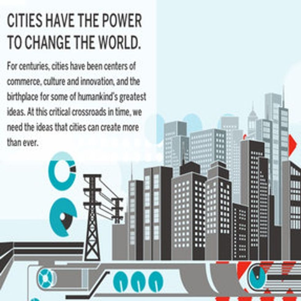 How Being An Urban Hipster Really Does Save The World