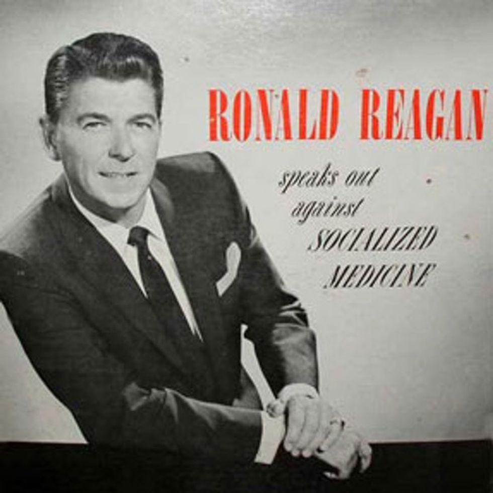 Wouldn't It Be Crazy If Ronald Reagan Was Responsible For A Bigger Tax Hike Than Barack Obama?