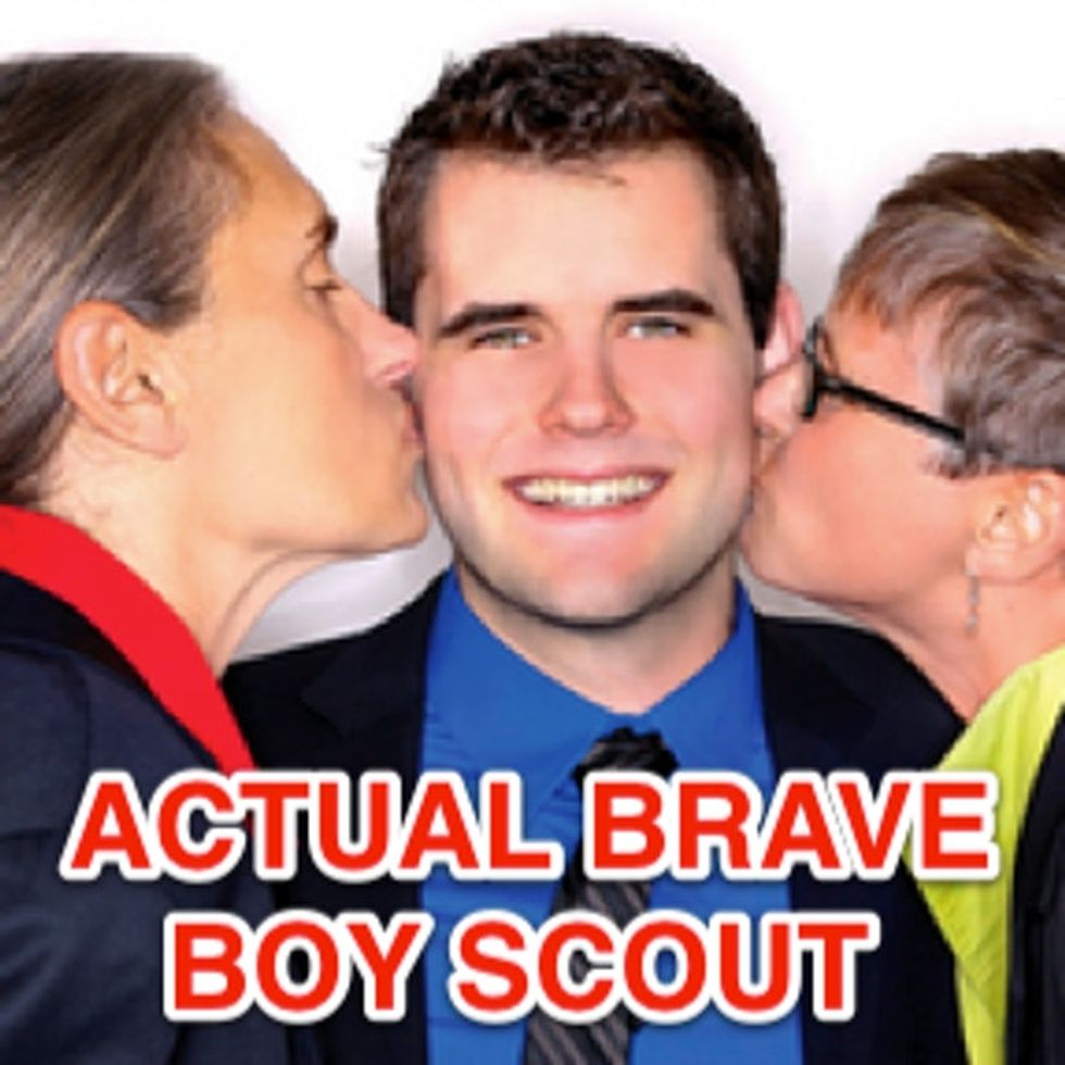 Isn't Part Of The Boy Scout Motto To Be, You Know, Decent Human Beings?