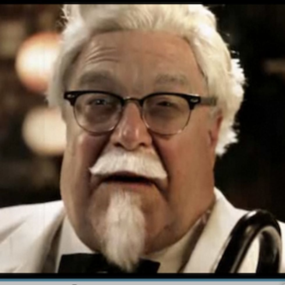 NSFW: Colonel Sanders' Response To Chick-Fil-A's Homophobia