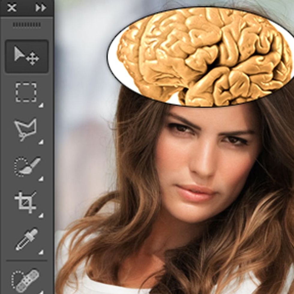 If Only You Could Photoshop A Mind Like This