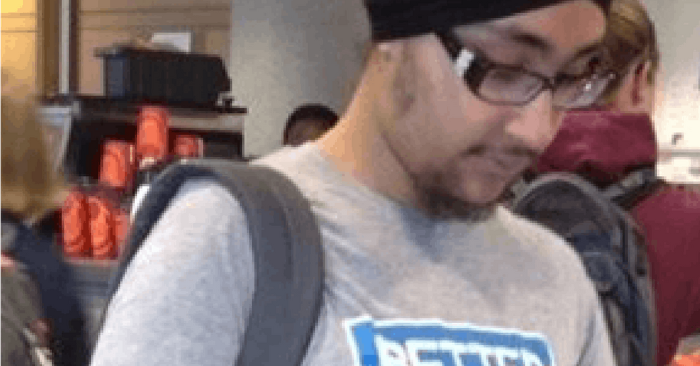 Dude Passive-Aggressively Makes Fun Of Sikh Woman On The Internet And Ends Up Eating Humble Pie