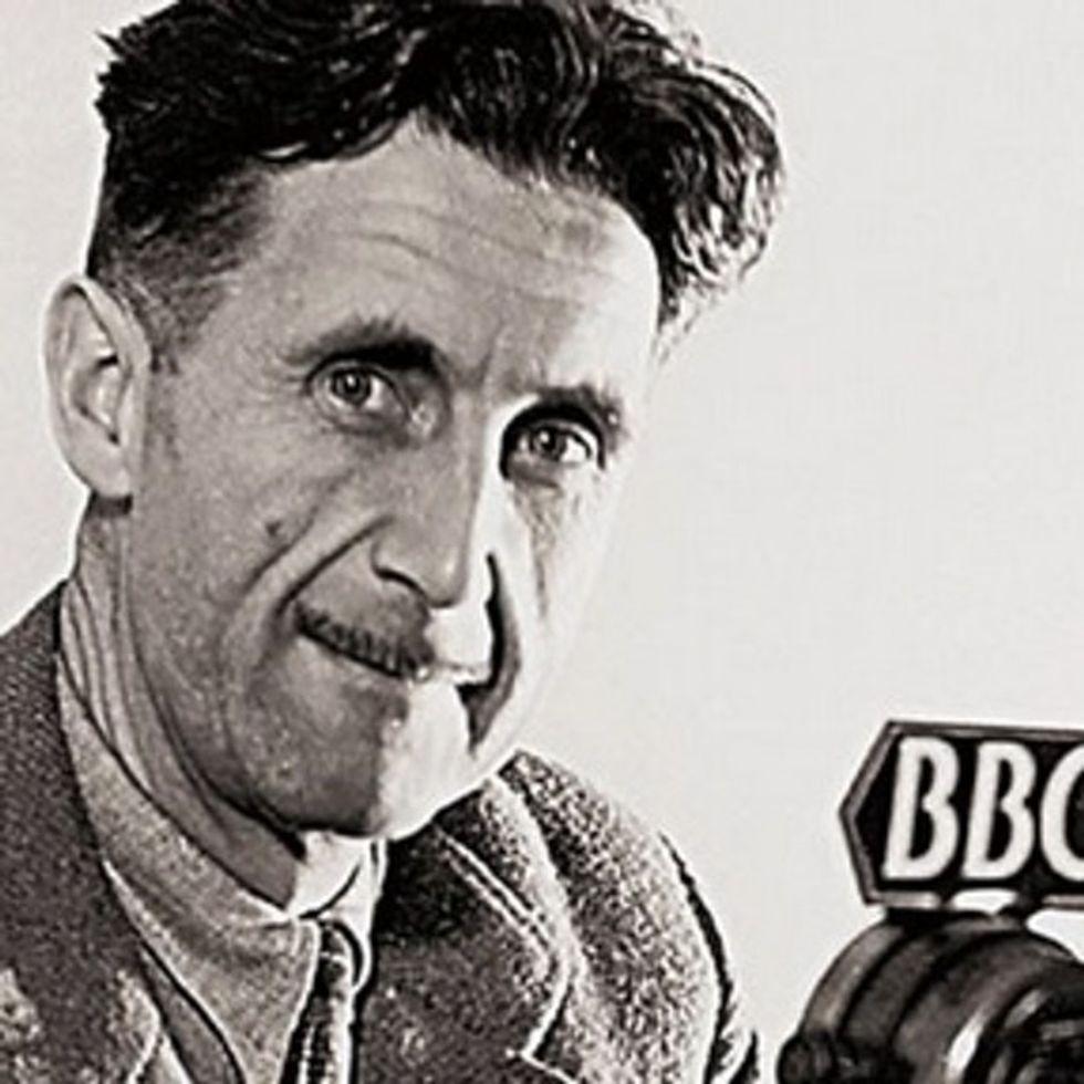 George Orwell's Last Words Were Kind Of Orwellian