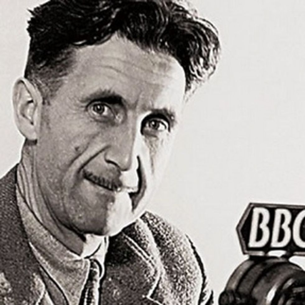 George Orwell's Last Words Were Kind Of Orwellian