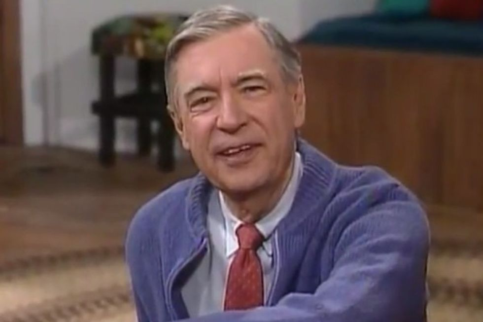 Mister Rogers Saved PBS Once Before. Help Him Save It Again.