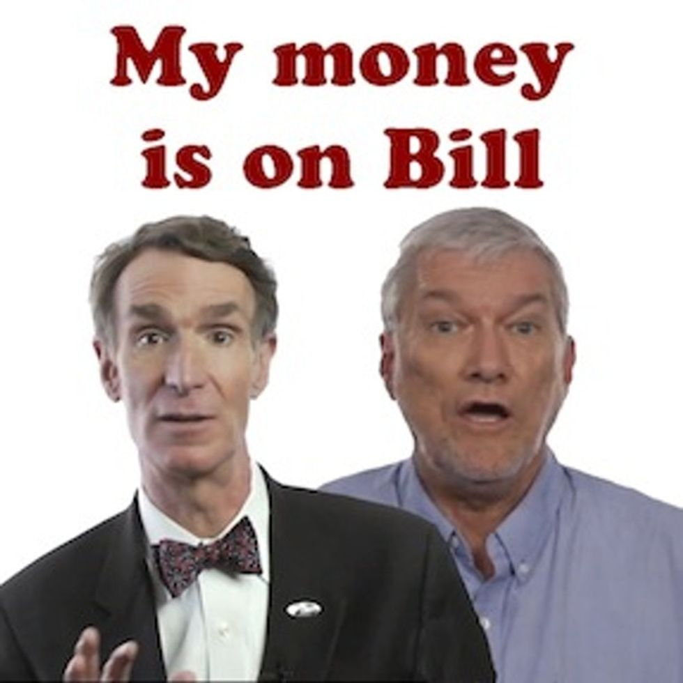 A Ridiculous Creationist Attacks Bill Nye The Science Guy For Teaching Kids About Science