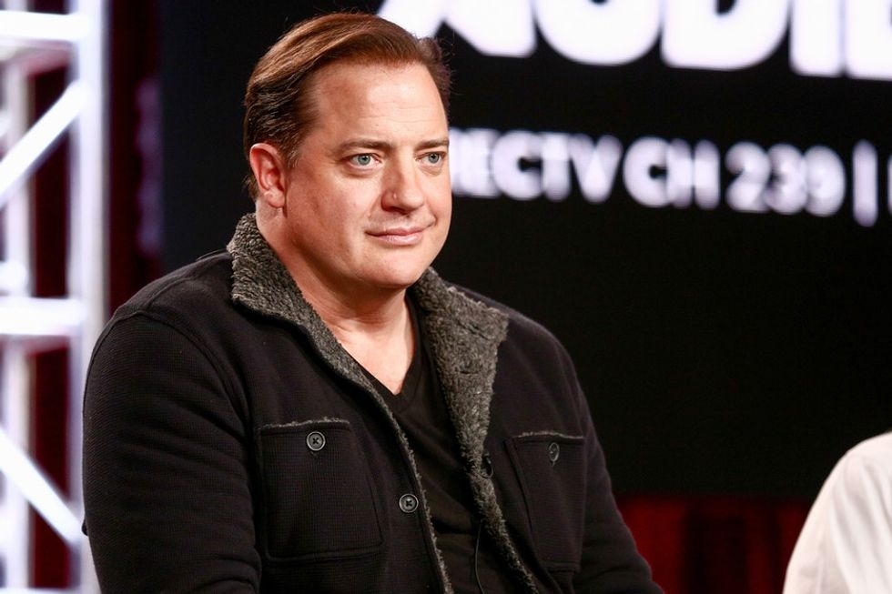 'I felt ill': Brendan Fraser describes sexual assault that nearly made him quit acting