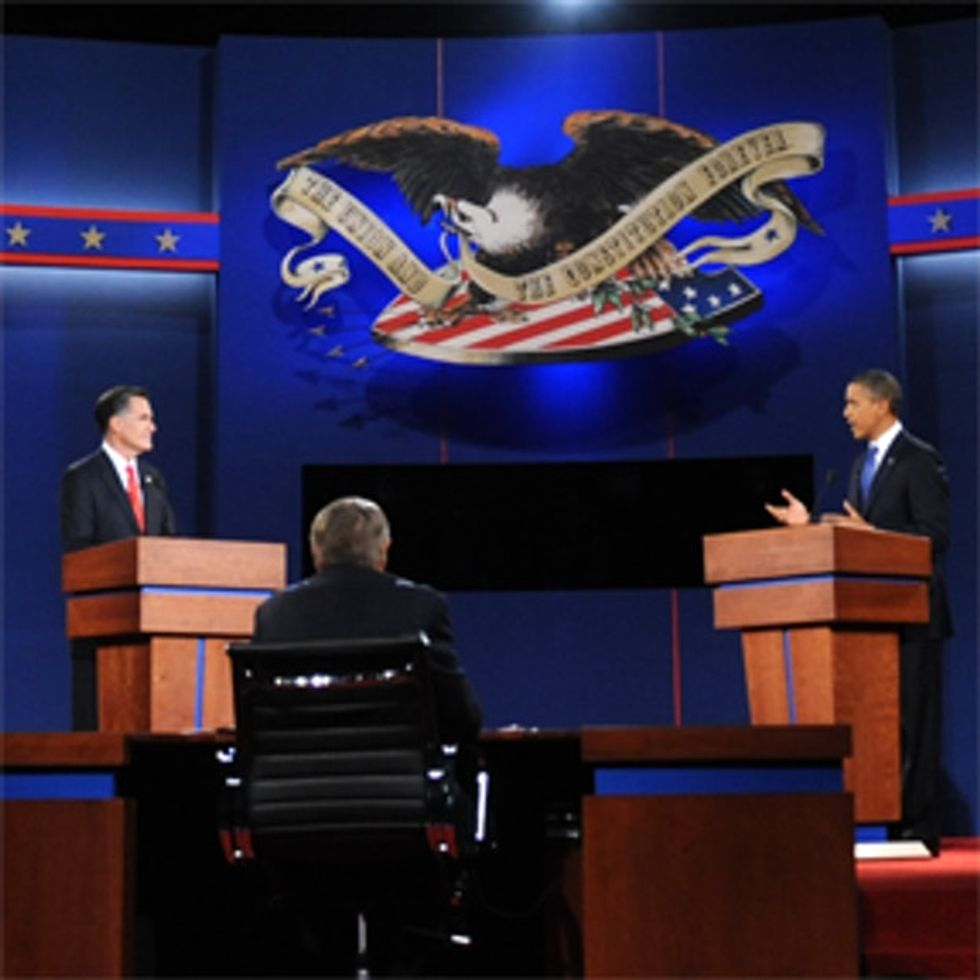 FACT CHECK: Was There A Single True Statement Made During The First Presidential Debate?