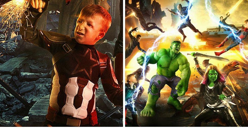 How do you make a bullied kid feel like a superhero? Turn them into one, of course.