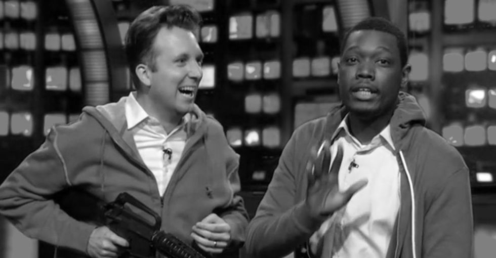 2 Comedians Slyly Explain How Being Black Means You Can't Really Get Away With Much In America