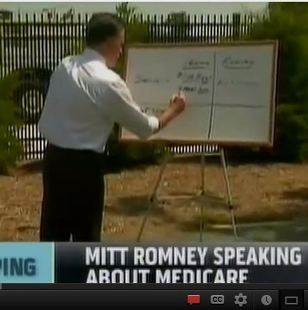 The One Where The Presidential Candidate Fails At Understanding His Own Plans On National TV