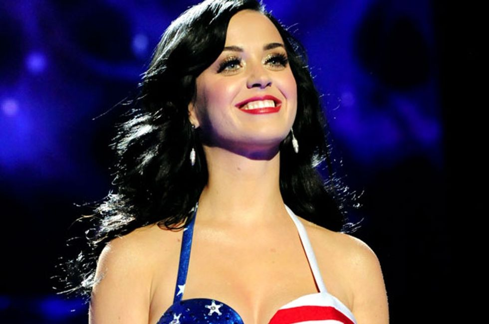How Katy Perry And Tim McGraw Just Gave Away Who You're Voting For