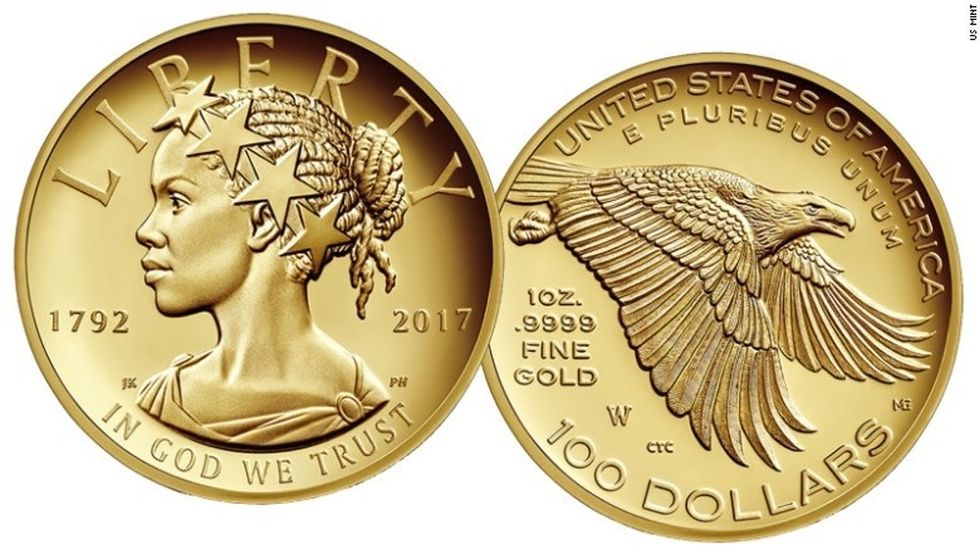 For the first time ever, Lady Liberty will be a black woman on U.S. currency.