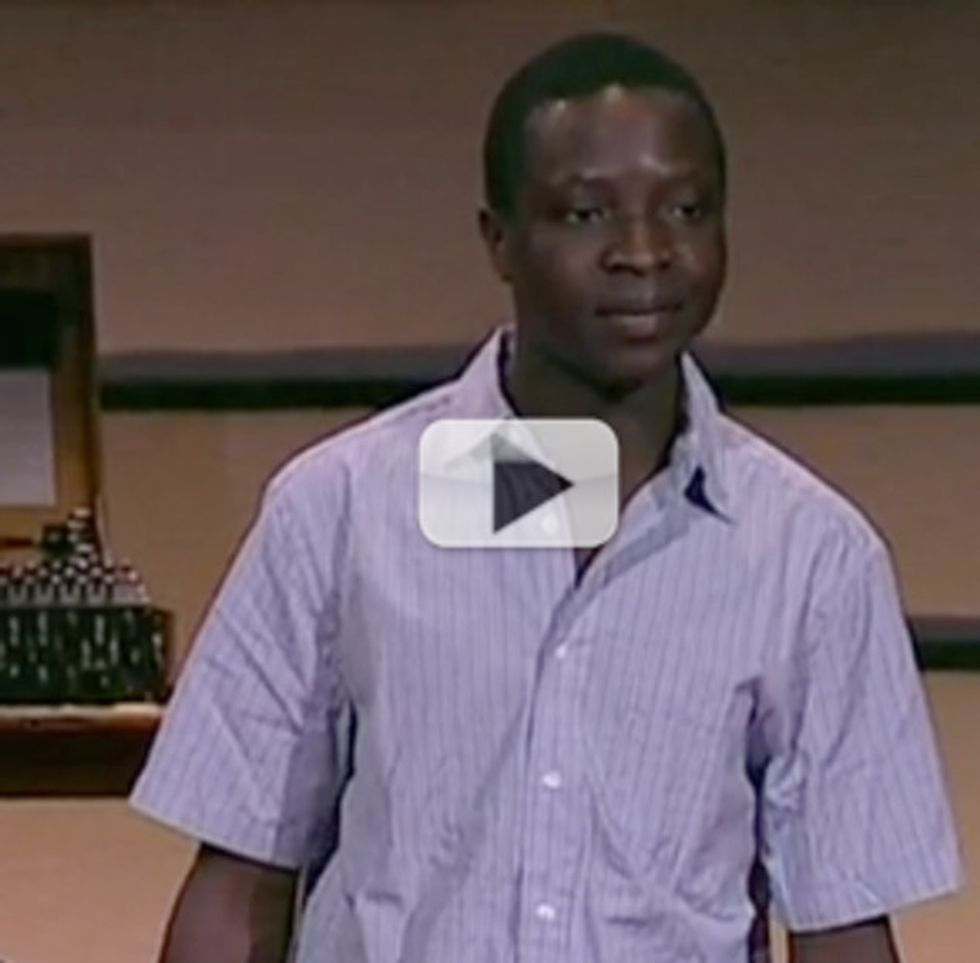 VIDEO: The Boy Who Harnessed The Wind