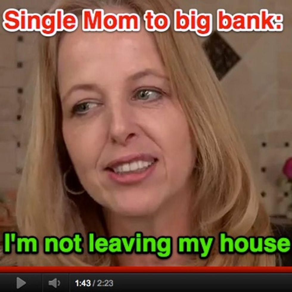 Citibank Doesn't Think You'll Share The Fact That They Are Robbing A Single Mom