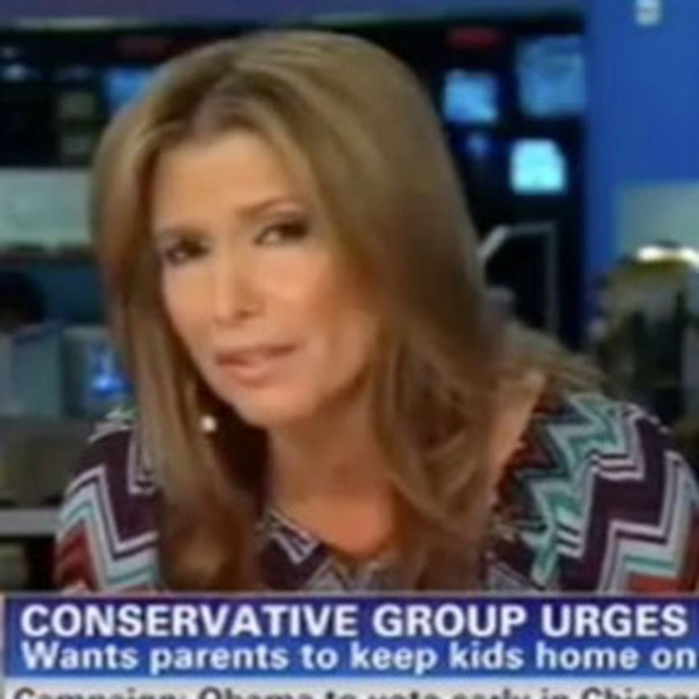Want to hear a bigot spew hate speech on live tv? Neither did this news anchor.