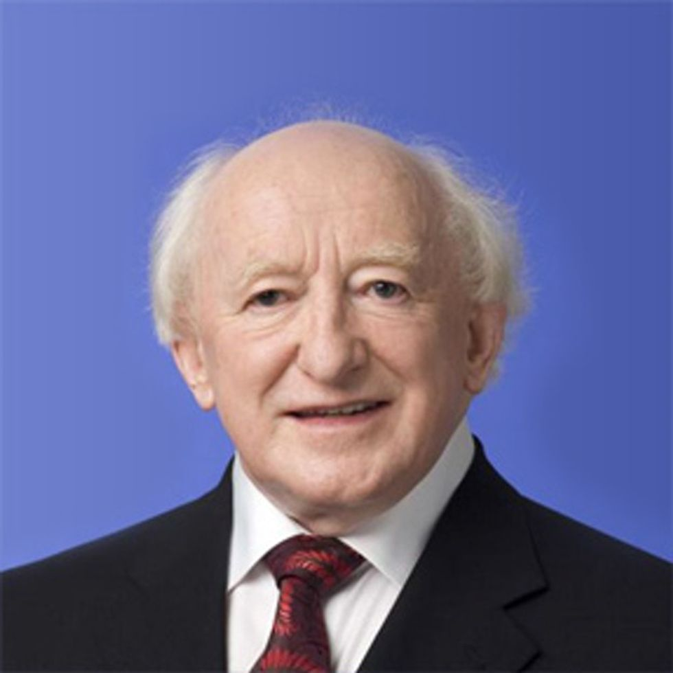 The President Of Ireland Spittin' Some Truth About America