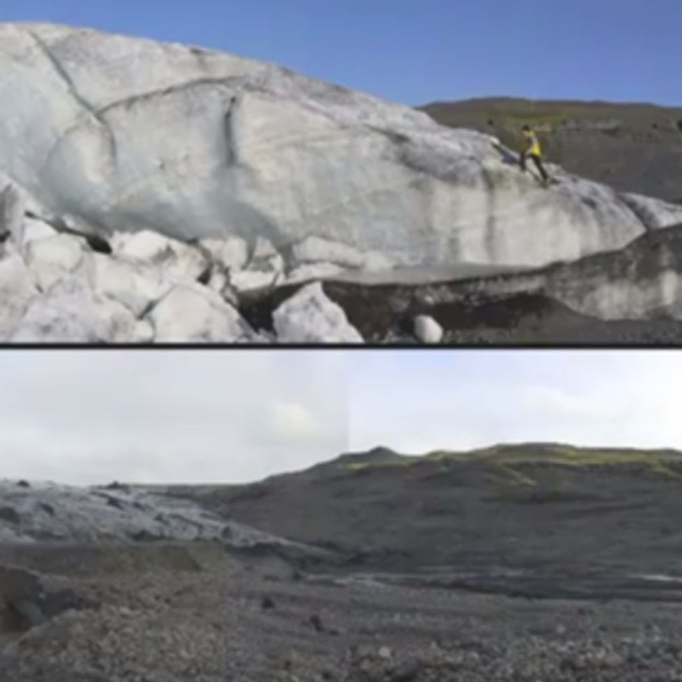 WATCH: Our Planet Is Literally Falling Apart (In Glorious HD)