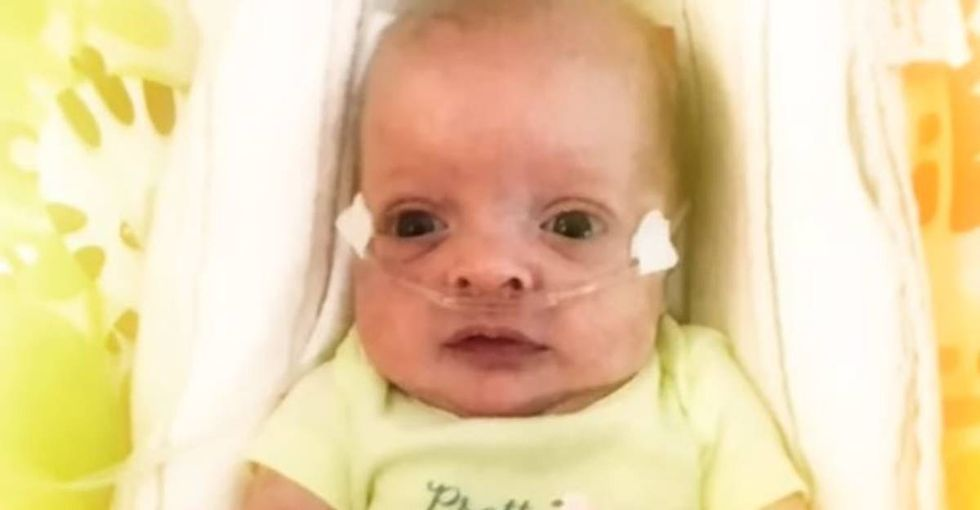 For five months, no one visited this premature baby. So her nurse committed the ultimate act of love.