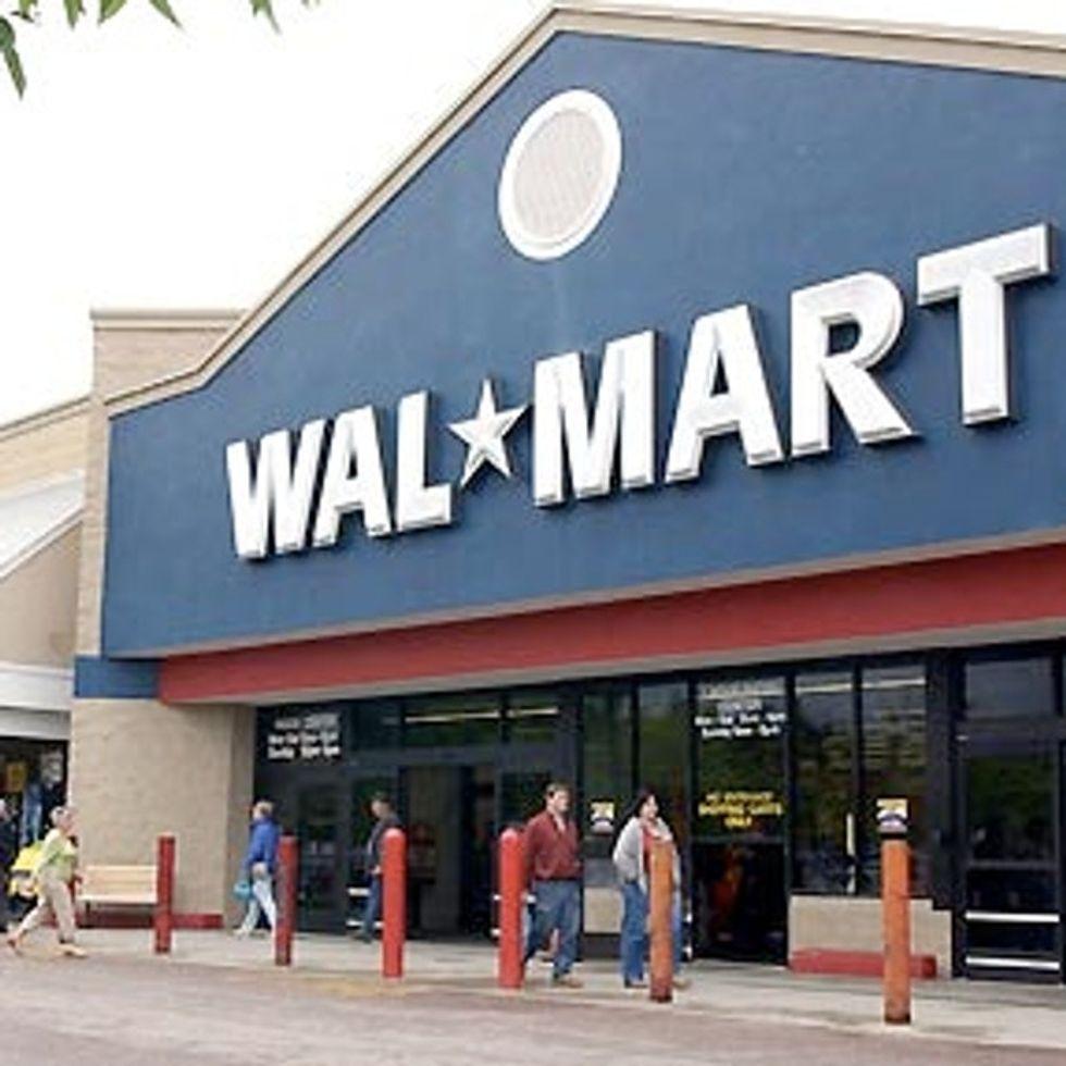 PROOF: Walmart Is An Epidemic