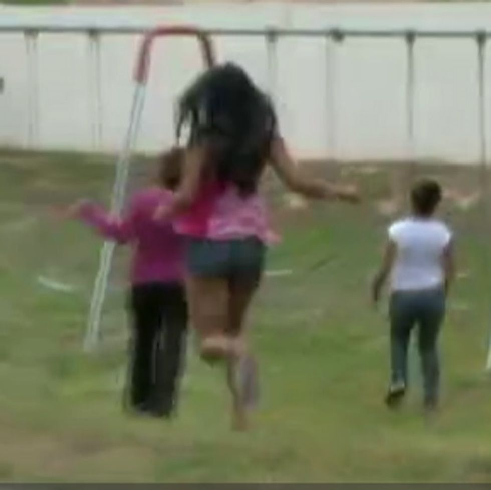 Shocking video: If you have a daughter and/or are a decent human being, this will enrage you.