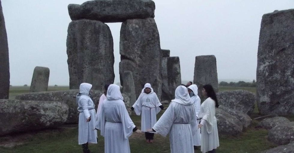 The human remains just found at Stonehenge could change how we see the ancient world.