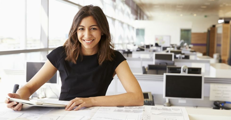 You can do small things to help women succeed at the office. Here are 5 of them.